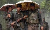 Tamil Tigers Military