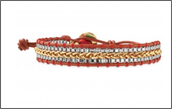 Foundation Bracelet-Red