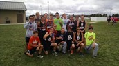 Lakota Cross Country Champs!