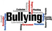 this are all the thing of bullying