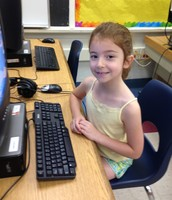 i am at computer camp and i love it!