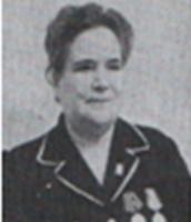 Богданова Валентина Федоровна
