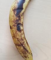 Why do bananas bruise?