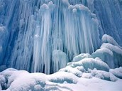 ice fall picture