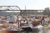 "Come ""Boatgate"" with the best Vol fans around this weekend!"