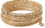 Bardot Spiral - Gold