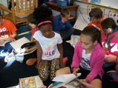3rd Grade Buddy Readers!