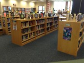We are the EHS Library Media Center!