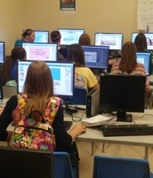 Mrs. Cornali's Classes using Powtoon.com to learn analogies!