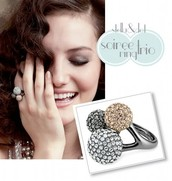 Soiree Trio Ring - SOLD