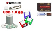 Dispositivos de almacenamiento (primario y secundario),