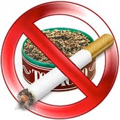 NO MORE TOBACOO