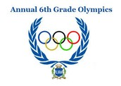 You will be able to participate in the 6th Grade Olympics