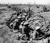 FRONT LINE OF THE TRENCHES