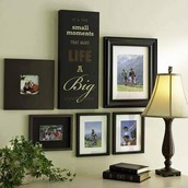 Memorable Wall Photo Collection