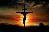 Jesus cared enough for all humans in the world to die on the cross for our sins.