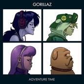 Gorillaz Parody Cover
