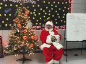 Santa Manny!