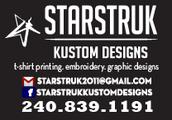 STARSTRUK KUSTOM DESIGNS