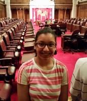 Inside Parliament Hill!