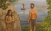 Lenape Indians