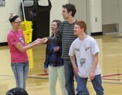 PHS student/faculty game raises funds for students to participate in Special Olympics