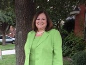 Debbie Martin, Vice Presidential Nominee, Plano RDSPD