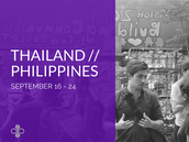 Thailand // Philippines