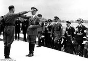 Hitler greeting