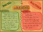 Digital vs. Digitized Learning
