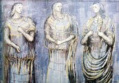 Clotho and her sisters