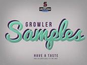 Growler Samples
