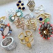 So many rings.....