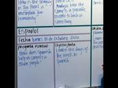 Language Arts and Intro to Spanish