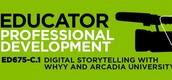Digital Storytelling with WHYY and Arcadia University