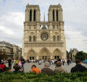One of the top most visited attraction in Paris France.
