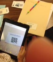 QR Code Vocabulary