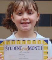 Emma Brode - Second Grade