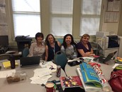 Kinder Team Common Core Collaboration Day
