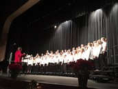 Outstanding JH holiday concert!