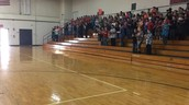 Middle School Assembly