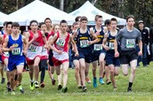 The Start of the Boys Race