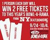 raffling off of tickets in promotion