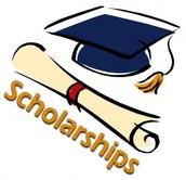 Raven Scholarship Deadline - May 15