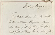 """Boston Hymn"" (1863)"