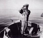 A New England Colony fisherman