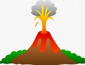 Cute Volcano