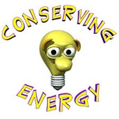 ways to conserve enery