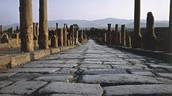 Roman Golden Age in Infrastructure