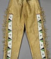Deer skin pants